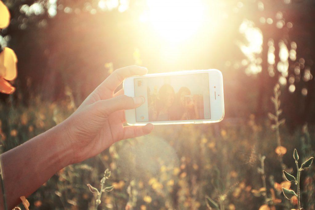Das Leben ist kein Instagram