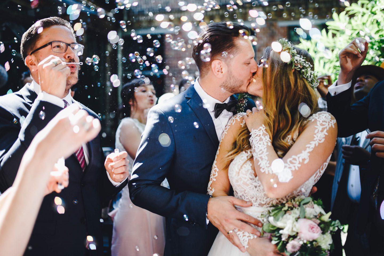 Die Gästeliste - Wer kommt zur Hochzeit?